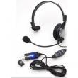 Andrea NC-181 VM USB Noise Canceling Headset